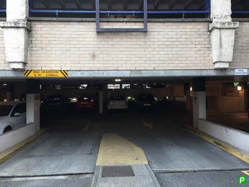 Car Park Spaces To Rent Glasgow City Centre