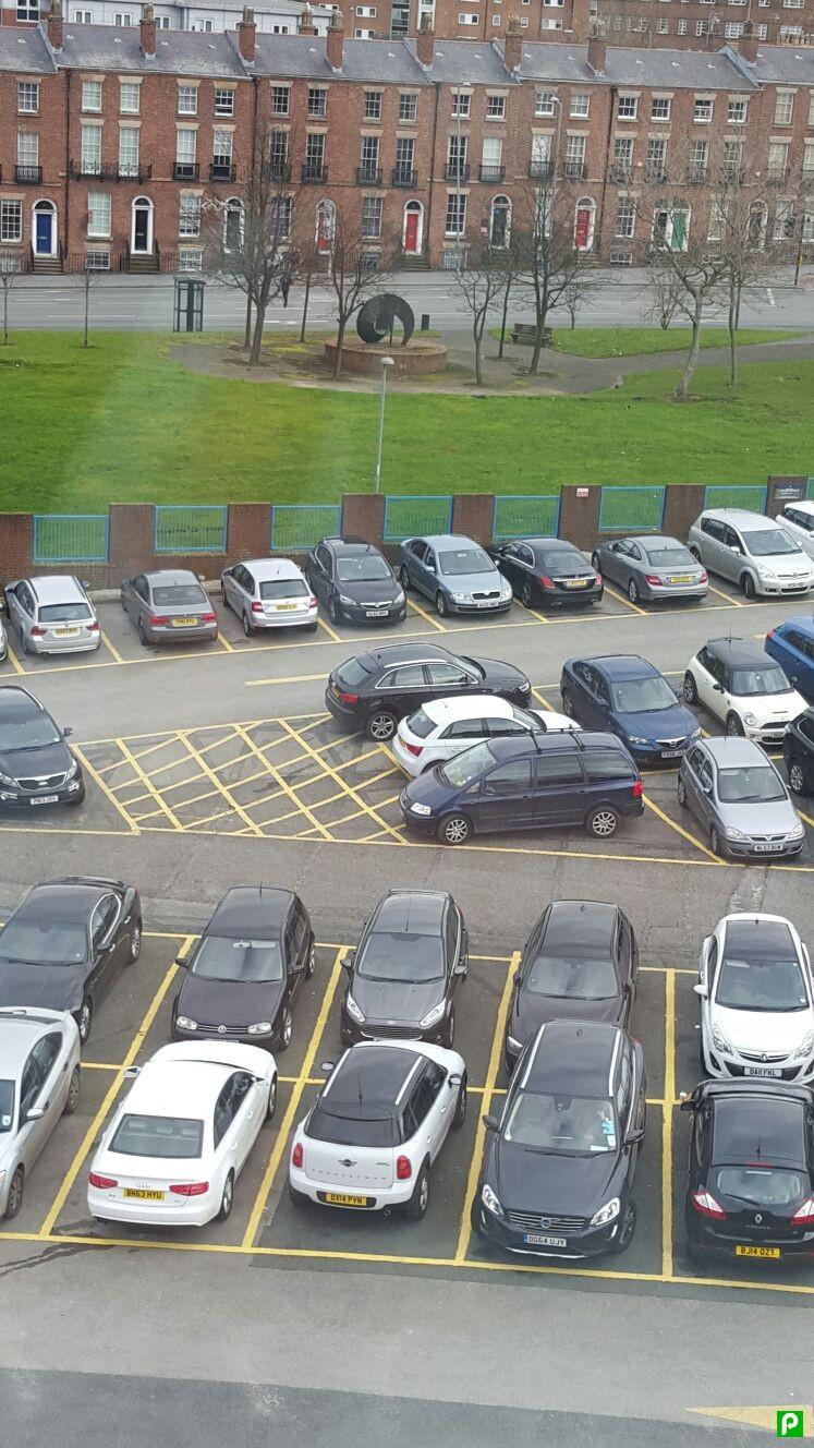 Parking Space Details Justpark